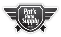 Pat's Auto Supply logo