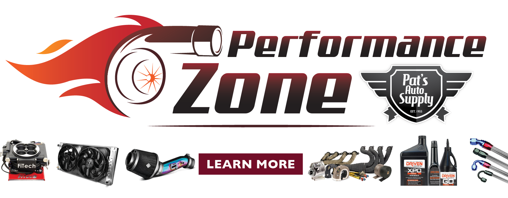 Pat's Auto Supply Performance Zone